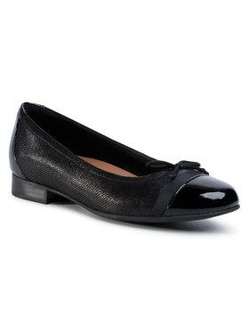 Clarks Clarks Pantofi Un Blush Cap 261369174 Negru
