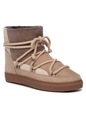 Inuikii Inuikii Buty Sneaker Patchwork 70102-75 Beżowy