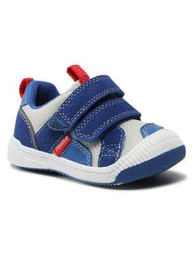 Reima Reima Sneakers Knappe 569300 Bleumarin
