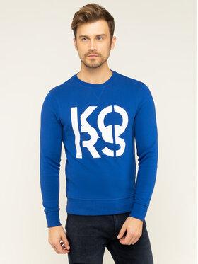 MICHAEL Michael Kors MICHAEL Michael Kors Džemperis CR95HY55MF Tamsiai mėlyna Regular Fit