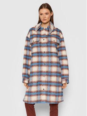 Levi's® Levi's® Vlnený kabát Selma A0716-0000 Béžová Oversize