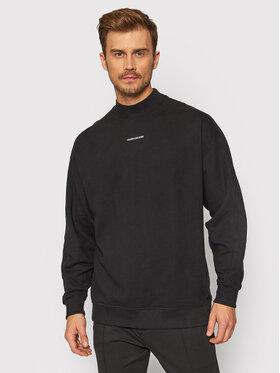 Calvin Klein Jeans Calvin Klein Jeans Sweatshirt J30J319361 Schwarz Relaxed Fit
