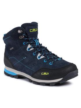 CMP CMP Παπούτσια πεζοπορίας Alcor Mid Trekking Shoes Wp 39Q4907 Σκούρο μπλε