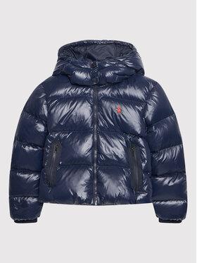 Polo Ralph Lauren Polo Ralph Lauren Pernata jakna Classics 313850579001 Tamnoplava Regular Fit