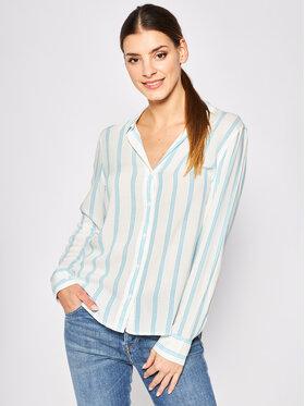 Wrangler Wrangler Marškiniai Stripe W5R6TIB13 Regular Fit