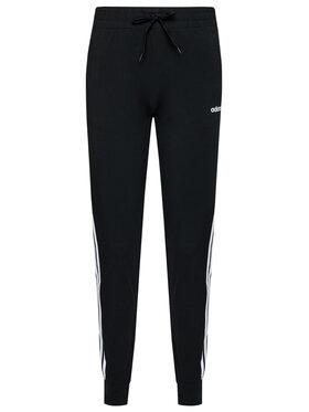 adidas adidas Teplákové nohavice Essentials 3-Stripes DP2377 Čierna Slim Fit
