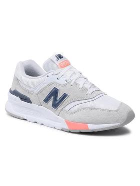 New Balance New Balance Sneakersy CW997HVP Biały