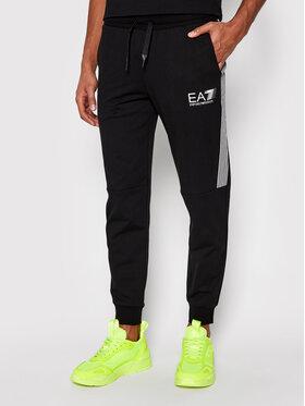 EA7 Emporio Armani EA7 Emporio Armani Pantalon jogging 3KPP73 PJ05Z 1200 Noir Regular Fit