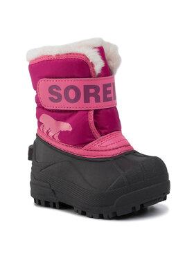 Sorel Sorel Sniego batai Toodler Snow Commander NV1960 Rožinė