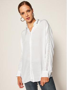 Calvin Klein Jeans Calvin Klein Jeans Риза J20J214432 Бял Regular Fit