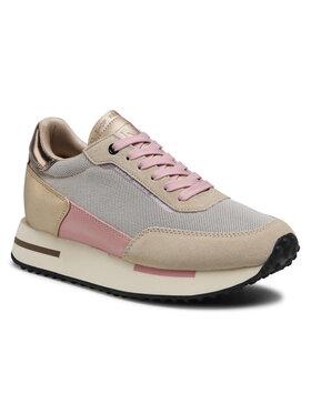 Napapijri Napapijri Sneakersy Hazel NP0A4FKVN Beżowy