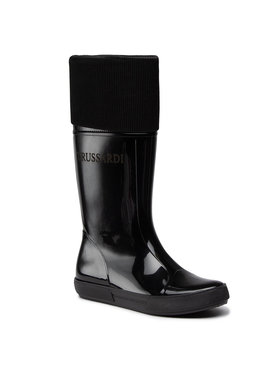 Trussardi Trussardi Jeans Guminiai batai 79A00620 Juoda