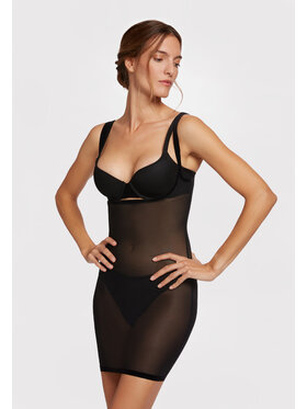 Wolford Wolford Sottoveste modellante Tulle 59676 Nero