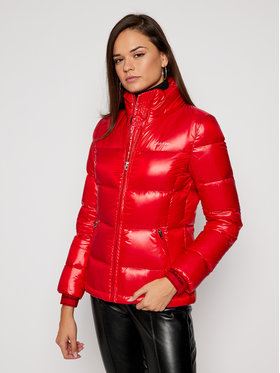 Calvin Klein Calvin Klein Μπουφάν πουπουλένιο Lofty Down K20K202314 Κόκκινο Regular Fit