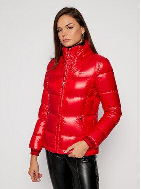 Calvin Klein Calvin Klein Vatovaná bunda Lofty Down K20K202314 Červená Regular Fit