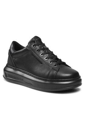 KARL LAGERFELD KARL LAGERFELD Sportcipő KL62525 Fekete