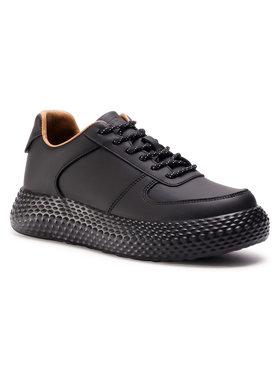 Emporio Armani Emporio Armani Sneakersy X4X321 XF473 00002 Čierna