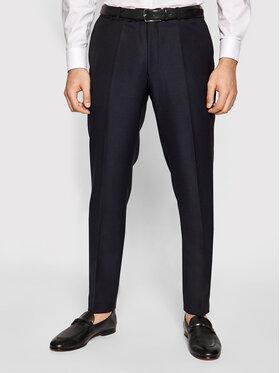 Oscar Jacobson Oscar Jacobson Панталон от костюм Denz 51705027 Тъмносин Slim Fit