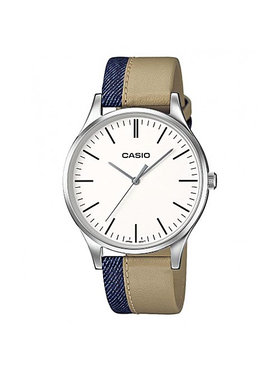 Casio Casio Ρολόι MTP-E133L-7EEF Μπεζ