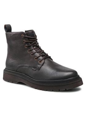 Badura Badura Stiefel MI08-C877-876-01 Braun