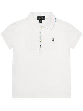 Polo Ralph Lauren Polo Ralph Lauren Pólóing Novelty 312785430001 Fehér Regular Fit