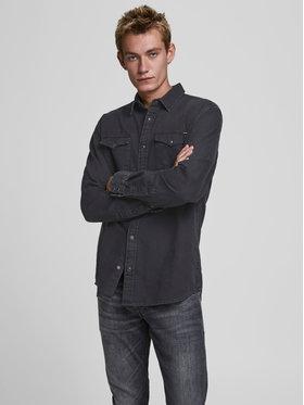 Jack&Jones Jack&Jones Košile Sheridan 12138115 Černá Slim Fit
