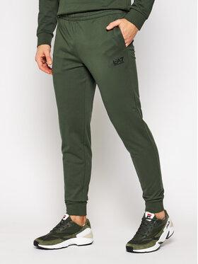 EA7 Emporio Armani EA7 Emporio Armani Pantalon jogging 8NPP53 PJ05Z 1862 Vert Slim Fit
