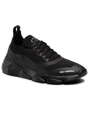 KARL LAGERFELD KARL LAGERFELD Sneakers KL51631 K0X Negru