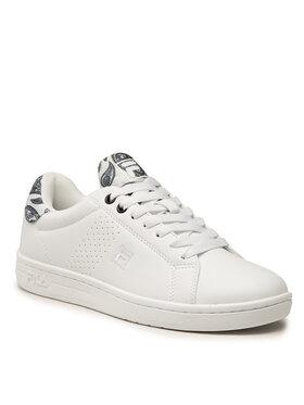 Fila Fila Sneakersy Crosscourt 2 Nt Prt Low Wmn 1011347.90T Biela