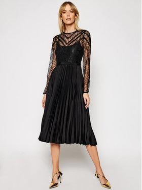 Morgan Morgan Koktejlové šaty 211-Rcane Čierna Regular Fit