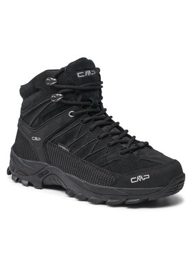 CMP CMP Bakancs Rigel Mid Trekking Shoe Wp 3Q12947 Fekete