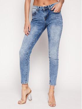 Guess Guess jeansy Skinny Fit Annette W0GA99 D41F1 Blu Skinny Fit