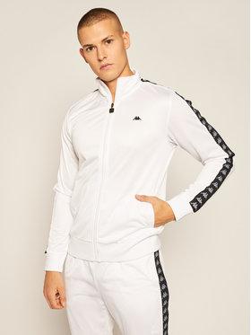 Kappa Kappa Sweatshirt Hektor 308019 Weiß Regular Fit