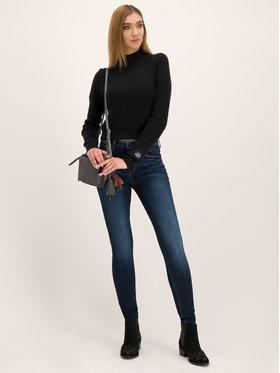 Pepe Jeans Pepe Jeans Skinny Fit džíny Regent PL200398DC20 Tmavomodrá Skinny Fit