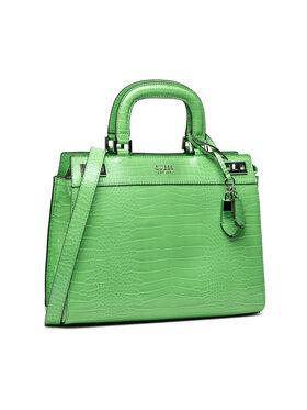 Guess Guess Дамска чанта Katey HWCY78 70070 Зелен