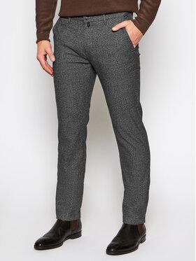Pierre Cardin Pierre Cardin Pantaloni din material 33747/000/4792 Gri Modern Fit
