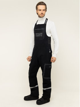 DC DC Pantaloni da sci Revival EDYTP03040 Drop Crotch Fit