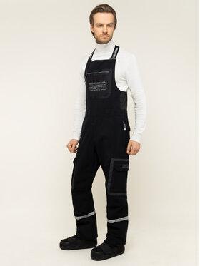 DC DC Spodnie narciarskie Revival EDYTP03040 Drop Crotch Fit