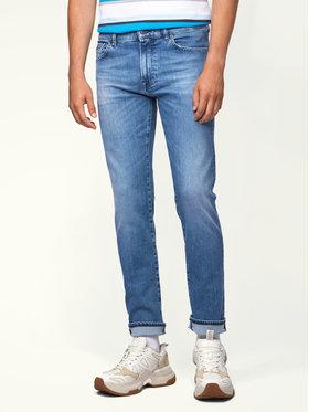 Boss Boss Džínsy Regular Fit Maine Bc-C Bright 50389628 Modrá Regular Fit