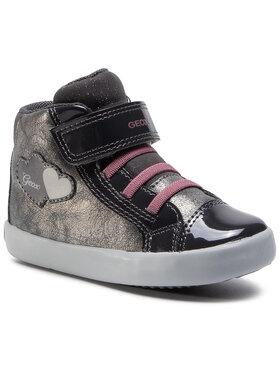 Geox Geox Laisvalaikio batai B Gisli G.A B041MA 0PVHH C1357 S Pilka
