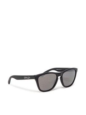 Oakley Oakley Слънчеви очила Frogskin 0OO9013-F755 Черен