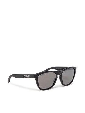 Oakley Oakley Slnečné okuliare Frogskin 0OO9013-F755 Čierna
