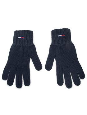 Tommy Jeans Tommy Jeans Gants femme Tjw Basic Flag Rib Gloves AW0AW08996 Bleu marine