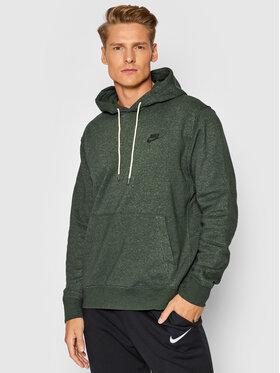 Nike Nike Bluza Sportswear DA0680 Zielony Standard Fit