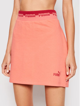 Puma Puma Mini suknja Amplified 585915 Ružičasta Regular Fit