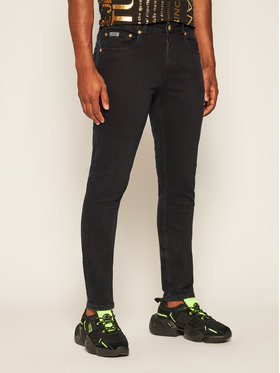 Versace Jeans Couture Versace Jeans Couture Jeansy Narrow Fit A2GZA0O4 Granatowy Narrow Fit