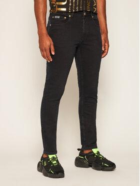 Versace Jeans Couture Versace Jeans Couture Nerrow fit traperice A2GZA0O4 Tamnoplava Narrow Fit