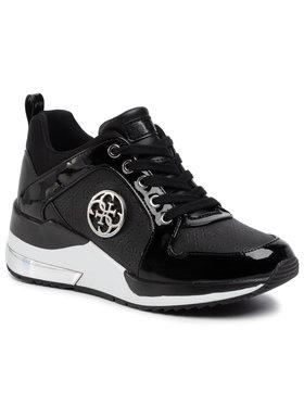 Guess Guess Sneakersy Jaryds4 FL6JRY ELE12 Černá