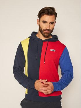 Fila Fila Bluză Bairn Blocked 687959 Colorat Regular Fit