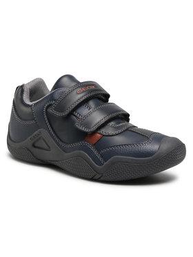 Geox Geox Sneakers J Wader A J0430A 05443 CF46N D Blu scuro